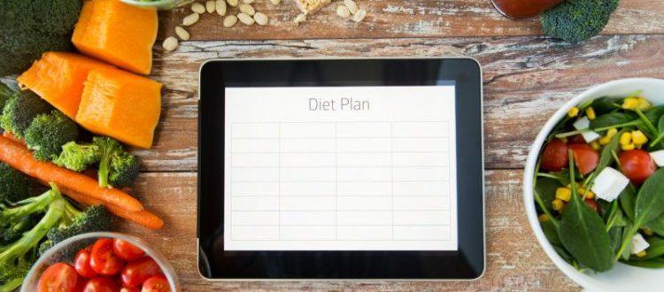 Diet Plan App