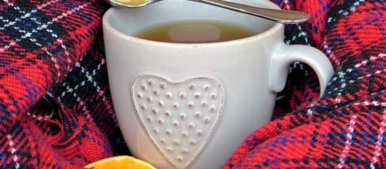 Honey & Tea Drink