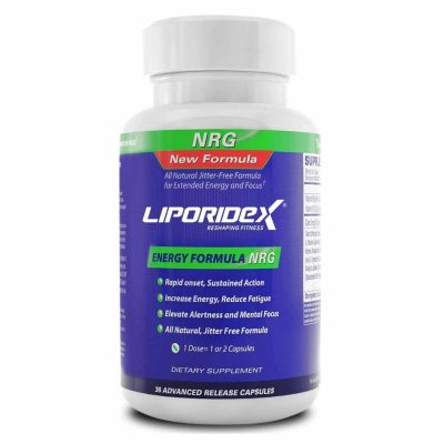 Liporidex From Nuretric Research Labs