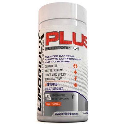 Liporidex Plus - Nuretix Research Labs