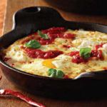 Gonadal Type Eggs Mornay Recipe