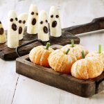 Healthy Haunting Halloween Treats