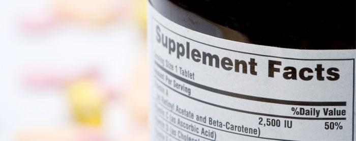 supplement ingredients