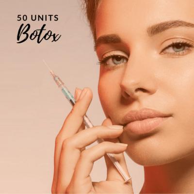 Botox 50 units