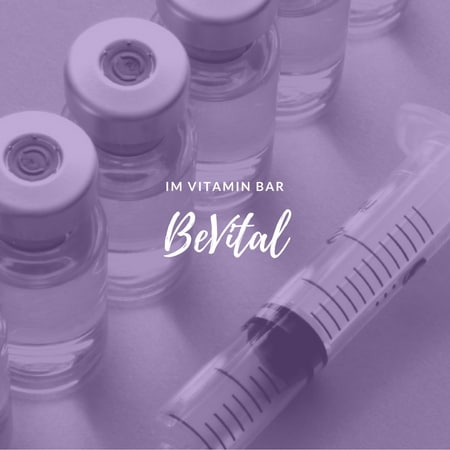 Copy BeVital vials and syringe BeEnergized