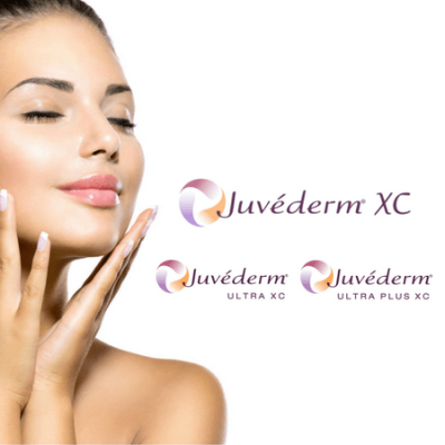Juvederm XC Ultra XC and Ultra Plus XC