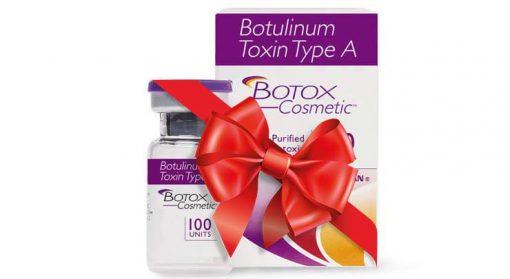 botox cosmetic xmas present