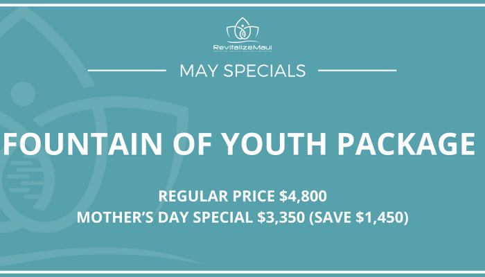 May Specials Fountain