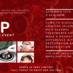 Join us for our PRP Happy Hour and Live Demo!