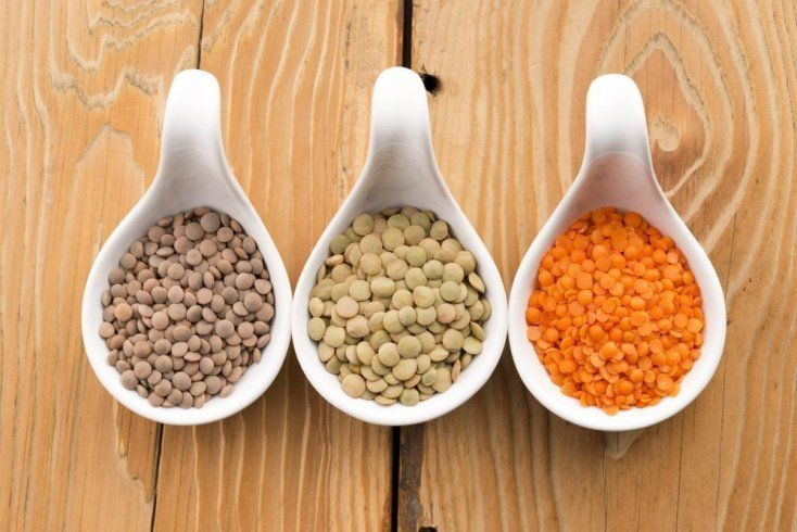 lentils - best sources of protein