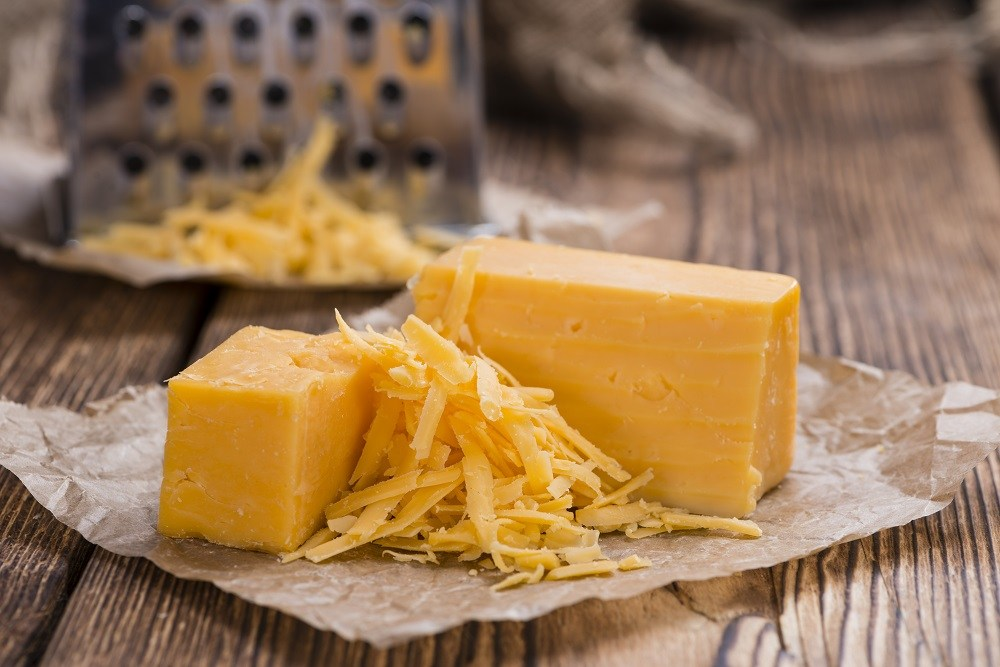 cheddar - best sources of protein