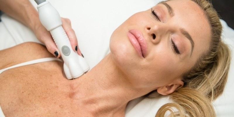 Skin tightening treatments