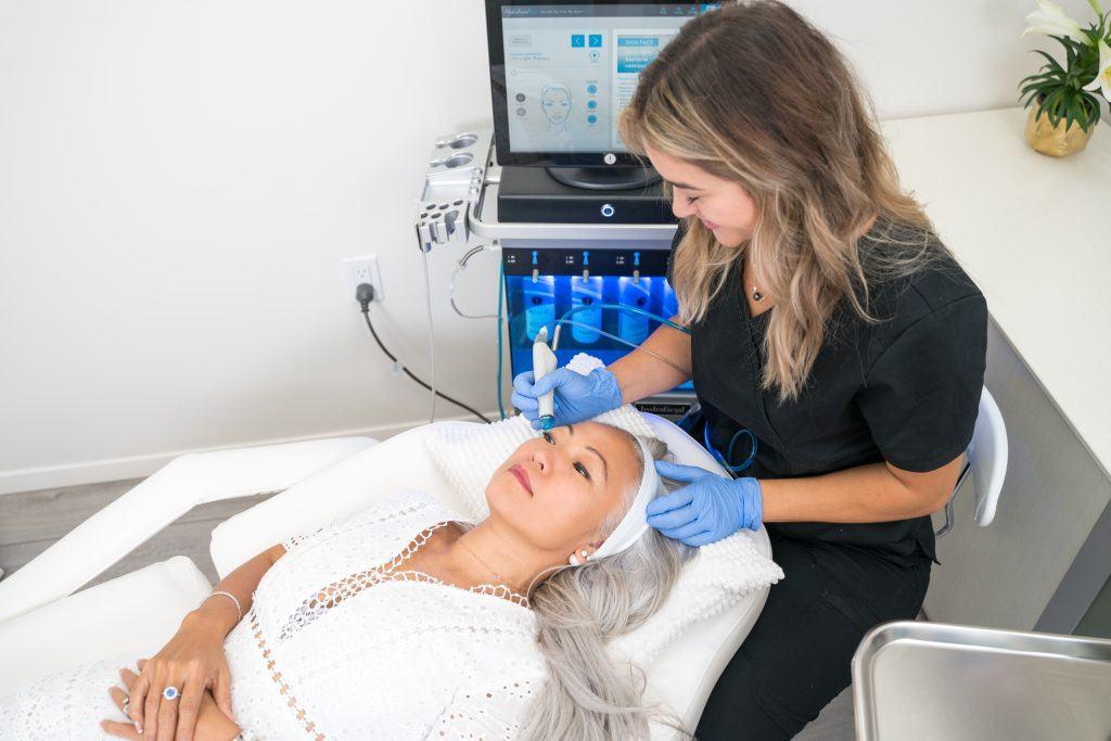 Best Skin Resurfacing Treatment on Maui